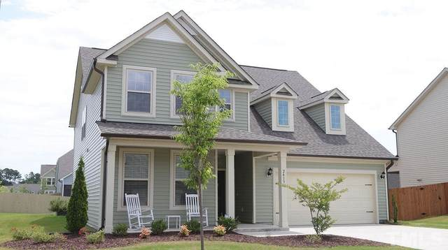 2413 Havenfaire Lane, Wake Forest, NC 27587 (#2389460) :: Real Estate By Design