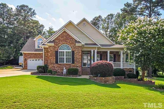 811 Winding Oak Way, Clayton, NC 27520 (#2389465) :: Real Estate By Design