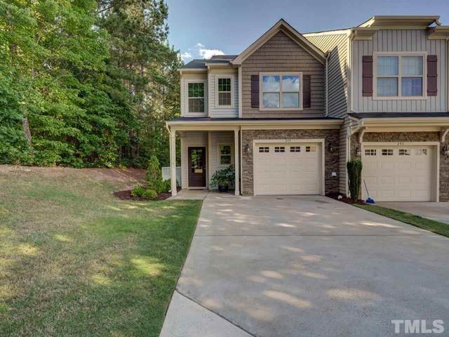 249 Cypress Hill Lane, Holly Springs, NC 27540 (#2389547) :: Triangle Top Choice Realty, LLC