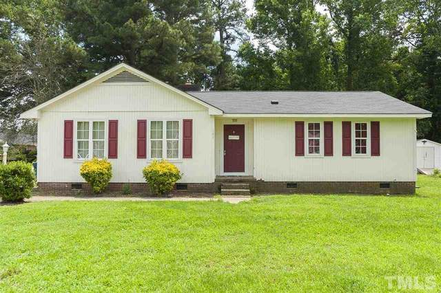 101 Stephenson Drive, Smithfield, NC 27577 (#2389557) :: Realty One Group Greener Side