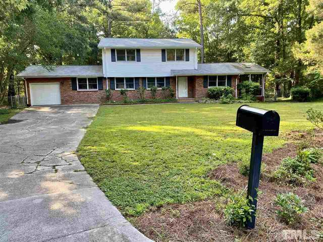 403 Holly Lane, Chapel Hill, NC 27517 (MLS #2389601) :: The Oceanaire Realty