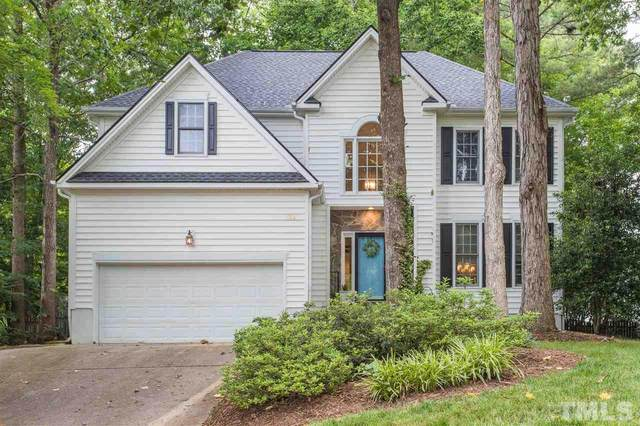 402 Highlands Lake Drive, Cary, NC 27518 (#2389608) :: Real Estate By Design