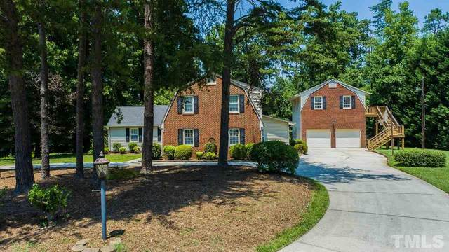 10 Canterbury Drive, Roxboro, NC 27573 (#2389643) :: Dogwood Properties