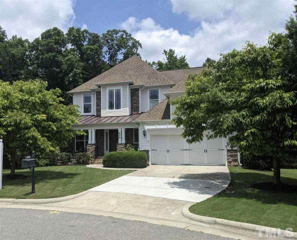 629 Powers Ferry Road, Cary, NC 27519 (MLS #2389654) :: The Oceanaire Realty