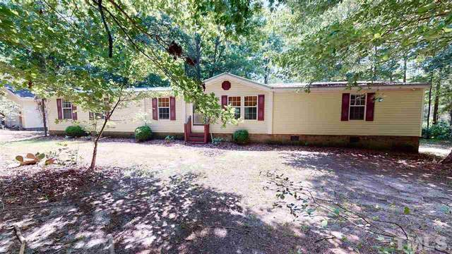 186 E Silver Belle Drive, Zebulon, NC 27597 (#2389805) :: Realty One Group Greener Side