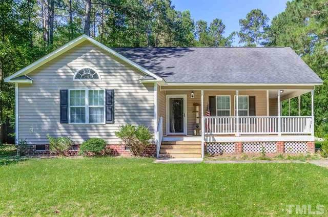 106 Samuel Lane, Four Oaks, NC 27524 (#2389938) :: Real Estate By Design