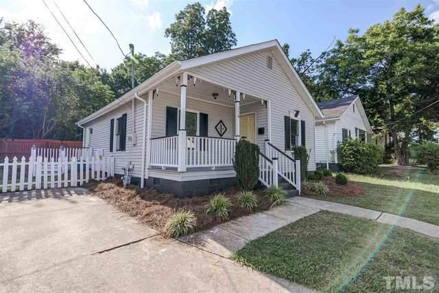 118 Haywood Street, Raleigh, NC 27601 (#2390009) :: Dogwood Properties