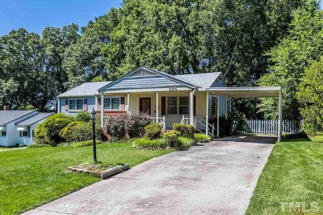 325 Quail Drive, Raleigh, NC 27604 (#2390034) :: Realty One Group Greener Side
