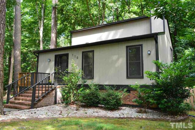 110 Bonnell Court, Cary, NC 27511 (#2390107) :: Real Estate By Design