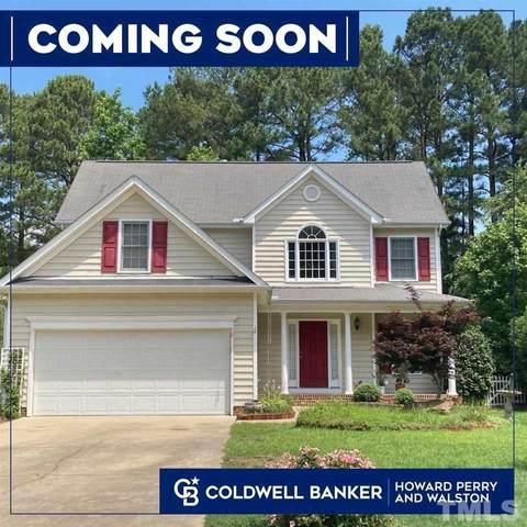 825 E East Ivy Valley Drive, Fuquay Varina, NC 27526 (#2390113) :: Southern Realty Group