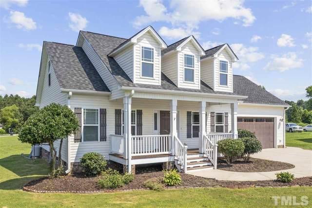 39 Ellas Lane, Clayton, NC 27520 (#2390269) :: Real Estate By Design