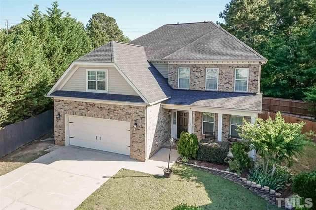 21 E Smoketree Court, Clayton, NC 27527 (#2390284) :: Real Estate By Design