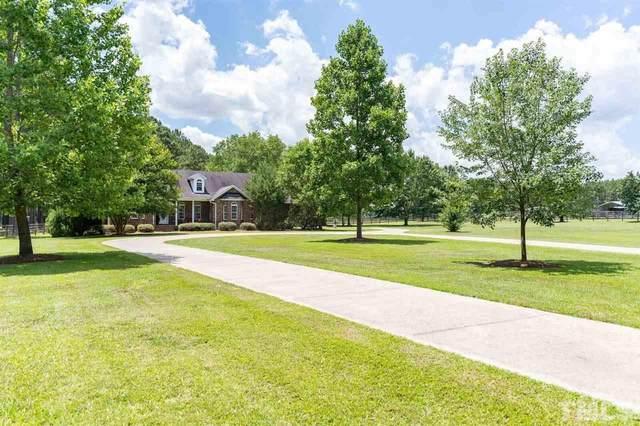 1100 Branch Chapel Church Road, Selma, NC 27576 (#2390540) :: Marti Hampton Team brokered by eXp Realty