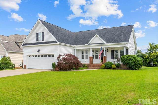 100 Kerrylane Drive, Angier, NC 27501 (#2390610) :: The Perry Group