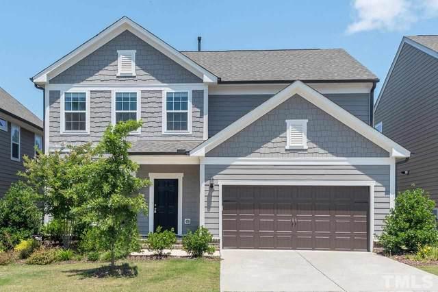 3340 Bordwell Ridge Drive, New Hill, NC 27562 (MLS #2390614) :: On Point Realty