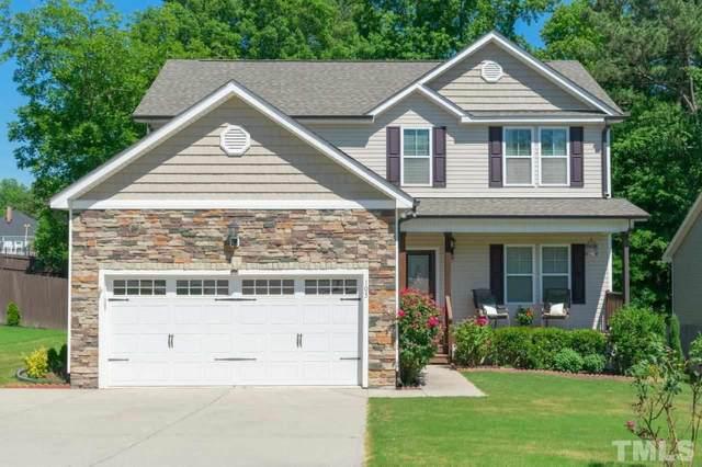 103 Bonterra Drive, Youngsville, NC 27596 (#2390616) :: The Jim Allen Group