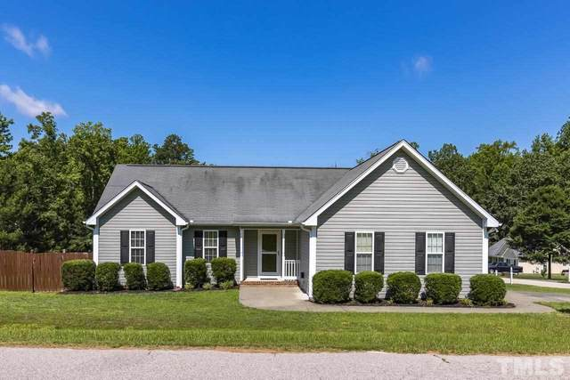 55 Alcock Lane, Youngsville, NC 27596 (MLS #2390658) :: On Point Realty