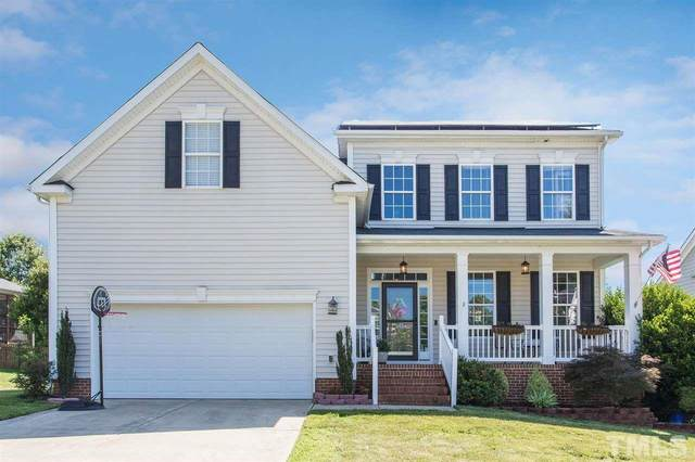 413 Magnolia Meadow Way, Holly Springs, NC 27540 (#2390834) :: The Jim Allen Group
