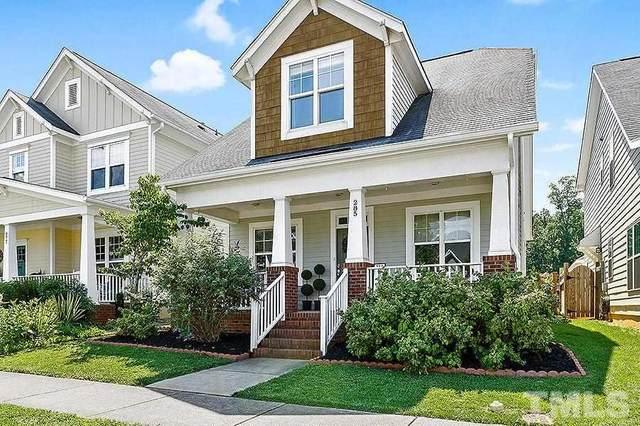 285 Millbrook Drive, Pittsboro, NC 27312 (#2390909) :: Dogwood Properties
