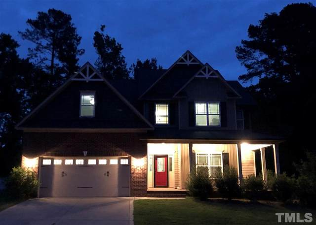 142 Carsons Creek Trail, Wendell, NC 27591 (#2390969) :: Southern Realty Group