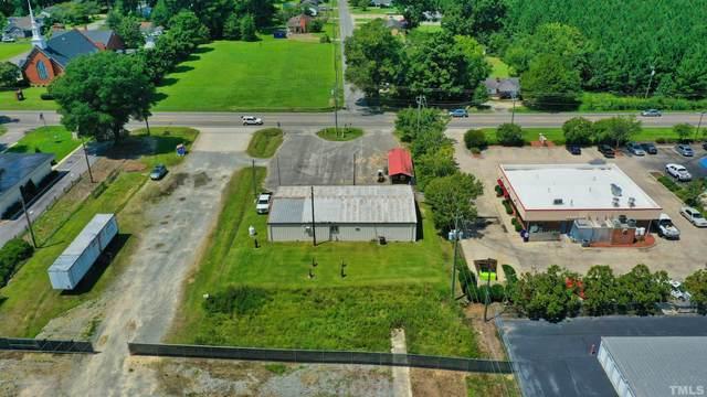 1701 S Brightleaf Boulevard, Smithfield, NC 27577 (#2391005) :: The Blackwell Group