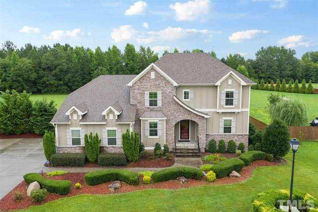 6409 Sunset Manor Drive, Wake Forest, NC 27587 (MLS #2391195) :: On Point Realty