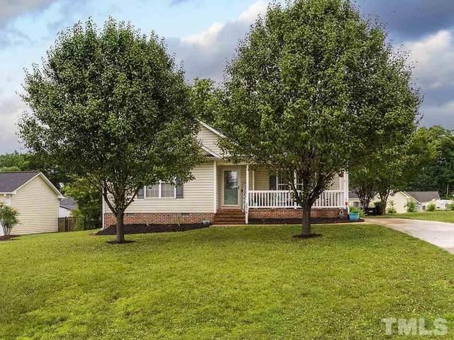 2314 Duck Crossing Drive, Graham, NC 27253 (#2391258) :: Dogwood Properties