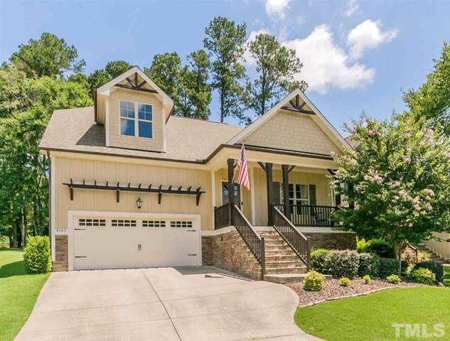 4145 Freeman House Lane, Wake Forest, NC 27587 (#2391287) :: Real Estate By Design