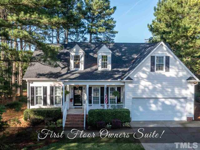 1200 Dagmar Lane, Wake Forest, NC 27587 (#2391458) :: Real Estate By Design