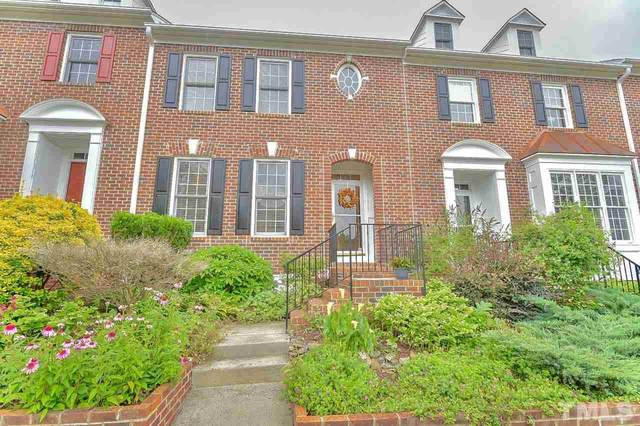 407 Copperline Drive, Chapel Hill, NC 27516 (#2391577) :: The Perry Group