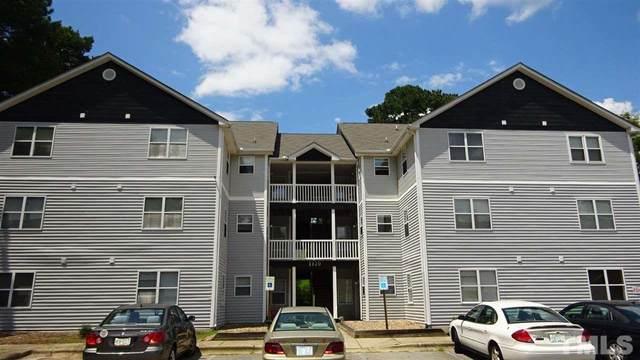 1120 Carlton Avenue #301, Raleigh, NC 27606 (#2391588) :: Bright Ideas Realty