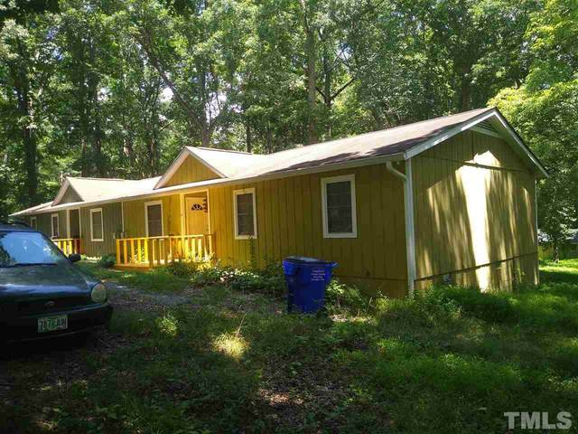 218 Hickory Forest Road B, Chapel Hill, NC 27516 (#2391612) :: Marti Hampton Team brokered by eXp Realty