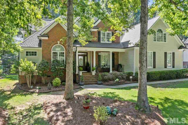 237 Townsend Drive, Clayton, NC 27527 (#2391835) :: Marti Hampton Team brokered by eXp Realty