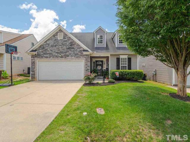 112 Marino Place, Clayton, NC 27527 (#2391937) :: Triangle Just Listed