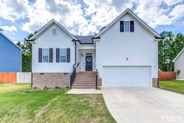 67 Snowy Orchid Lane, Smithfield, NC 27577 (#2391989) :: Triangle Just Listed