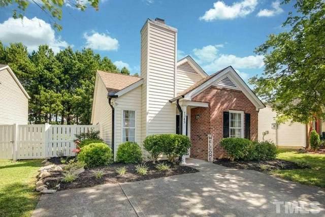 1345 Beacon Village Drive, Raleigh, NC 27604 (#2391996) :: Scott Korbin Team