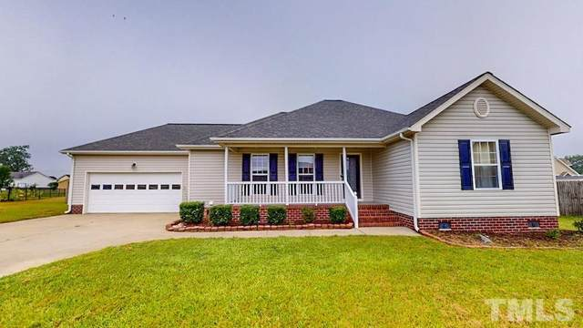 105 Tanager Court, Goldsboro, NC 27530 (#2392317) :: The Perry Group