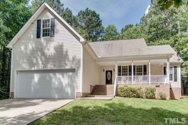 1255 Woodland Church Road, Wake Forest, NC 27587 (#2392414) :: The Perry Group