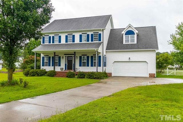214 Sable Drive, Goldsboro, NC 27530 (#2392503) :: Marti Hampton Team brokered by eXp Realty