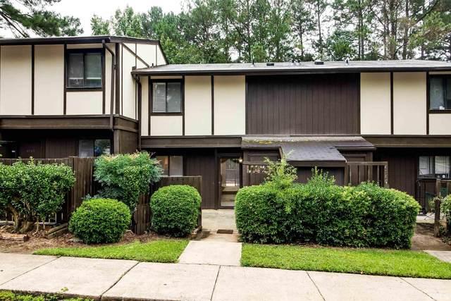 4245 Lake Ridge Drive 5-D, Raleigh, NC 27604 (#2392606) :: The Tammy Register Team