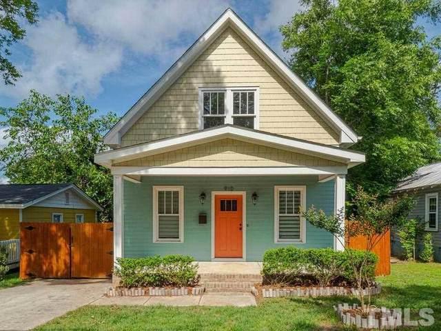 910 S Person Street, Raleigh, NC 27601 (#2392699) :: Kim Mann Team