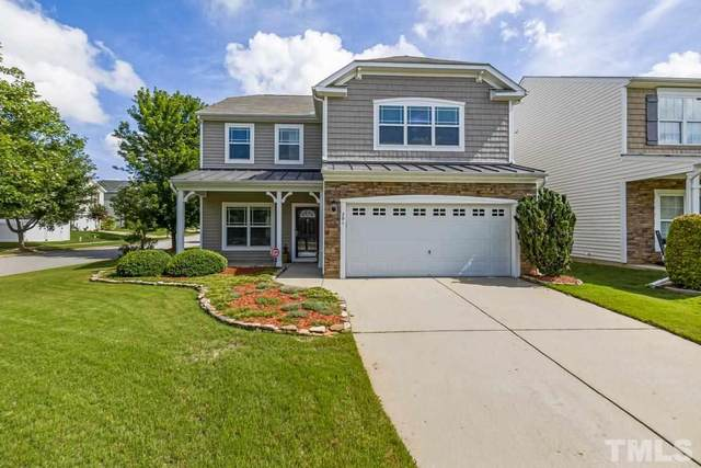 201 Arctic Ridge Way, Holly Springs, NC 27540 (#2392797) :: Realty One Group Greener Side