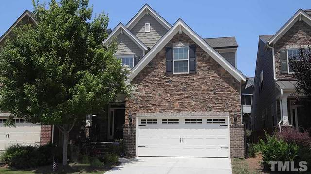 703 Angelica Circle, Cary, NC 27518 (#2392808) :: Realty One Group Greener Side