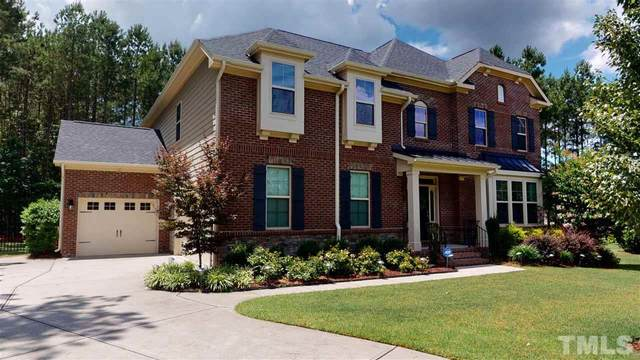21 Stillwood Court, Clayton, NC 27520 (#2392825) :: The Perry Group