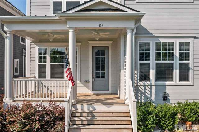 416 Holding Creek Drive, Wake Forest, NC 27587 (#2393487) :: Triangle Top Choice Realty, LLC