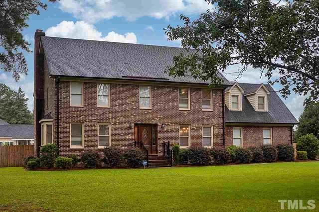 107 Ashley Lane, Dunn, NC 28334 (#2393514) :: Real Estate By Design