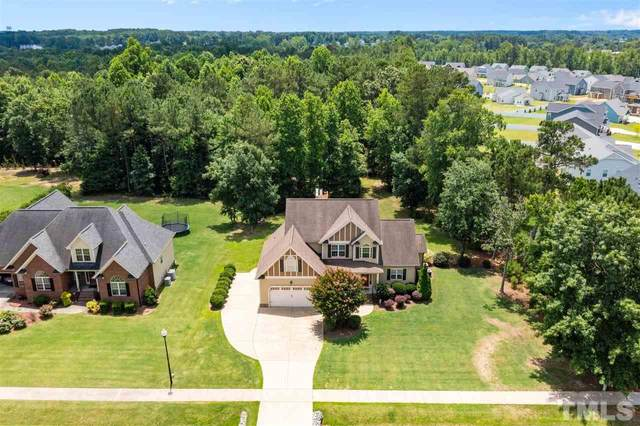 547 Crestdale Drive, Clayton, NC 27520 (MLS #2393580) :: EXIT Realty Preferred