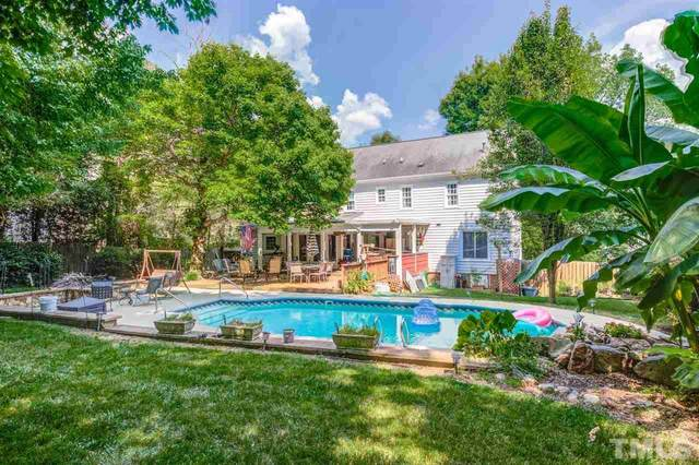 8809 Colesbury Drive, Raleigh, NC 27615 (MLS #2393648) :: On Point Realty