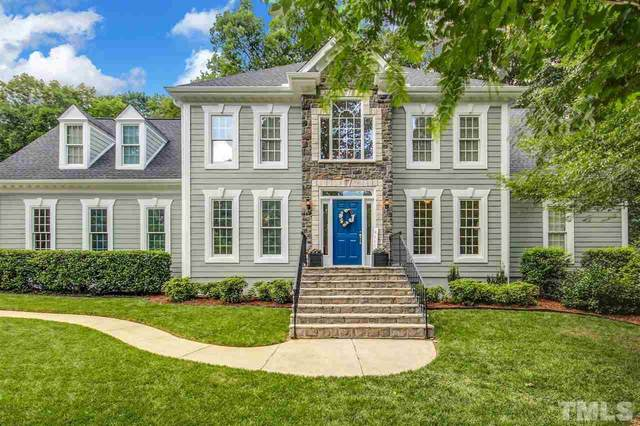 4812 Salem Ridge Road, Holly Springs, NC 27540 (#2393719) :: Triangle Just Listed