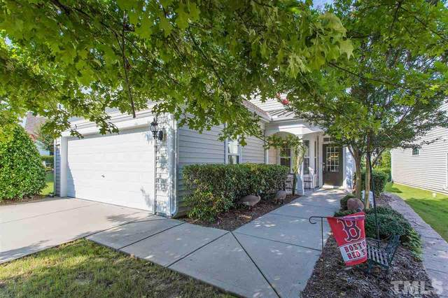 812 Endhaven Place, Cary, NC 27519 (MLS #2394001) :: The Oceanaire Realty